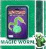 Factory supply Magic worm,Magic toy