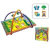 Farm baby play mat with animal sounds