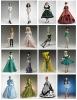 Fashion 3D PVC plastic adult action figure toy