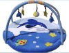 Fashion Cotton whale Baby Play Mat