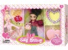 Fashion Dolls - Baby Britney with Rose and Jewelery HS0147660