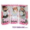 """Fashion design cloth 10"""" toy dolls"""