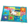 Fashion educational big baby play mat