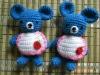 Fashion handmade crochet dolls antique handmade dolls crochet dress doll crochet wool dolls