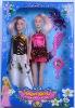 Fashion plastic toy doll