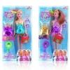 Fashion toy doll set