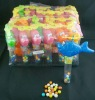 Fish Helicopter Whistle Toy Candy