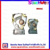 Football Action Figurines Trophies