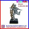 Football Trophy Figurines