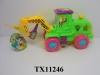 Free Wheel Mobile Machinery Shop Car