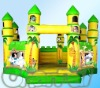 Funny Zoo jumping castles inflatables