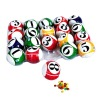 Funny and good taste Billiards toy candy