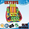 Funny inflatable amusement park,inflatable slide