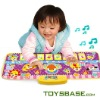Funny intelligence toy baby mat