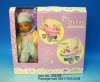 GO-CART TOY+STUFFED DOLL(NO FUNCTION)