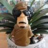 Gaddafi charactor money box