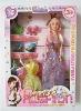 Girl Doll Children Cute Gift Plastic Toy