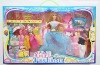 Girl Series Fashion Dressing-up Doll Toy