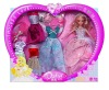 Girl Toy Doll Set