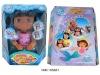 Girl plastic fish doll toy DBC105661