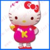 Green Hello Kitty Doraemon Walking Pet Animal----2011 Hotselling Balloons