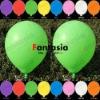 Green Standard Latex Balloon
