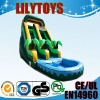 GuangZhou popular inflatable water slide /inflatable water toys/inflatable games
