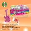 Guitar Ring Candy toy / sweet / sugar