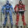 HALO neca action figures with good quality