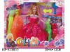 """HD-E18835 11"""" solid body beauty doll with accessories"""