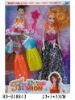 """HD-E18843 11"""" empty body beauty doll with accessories"""