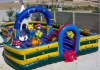 HOTSALE AMUSEMENT PARK INFLATABLE/INFLATABLE PLAYGROUND/INFLATABLE FUNCITY