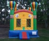 HTH HOT balloon inflatable bouncer for export