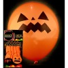 Halloween Pumpkin LED Balloons