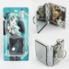 Hatsune Miku Mirror Key Chain Brand New