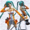 Hatsune Miku PVC Figure Racing 2010 ver New In Box