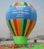 High Logo Printing Inflatable Ground Balloon