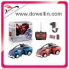 Hot Sales 1:20 4CH High-speed car with color light