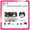 Hot Sales 3ch mini remote control helicopter with GYRO+USB