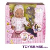 Hot items 9 functions crying baby dolls