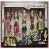 Hot sale beautiful little girls modeling toy