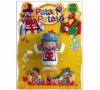 Hot sell PATATI PATATA clown wind up toy