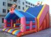 Inflatable Beautiful House Slide