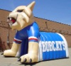 Inflatable Childress Wildcat tunnel