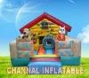 Inflatable Farm House