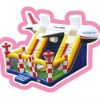 Inflatable Fun City,CH-IF090250,Inflatable Games,Cheer