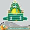 Inflatable amusement cartoon animal slide