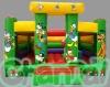 Inflatable castle--Donald Duck Castle