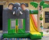 Inflatable combo funny house