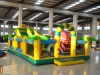 Inflatable fun city, SQHC-TPFC-1-4,High quality , PVC Material